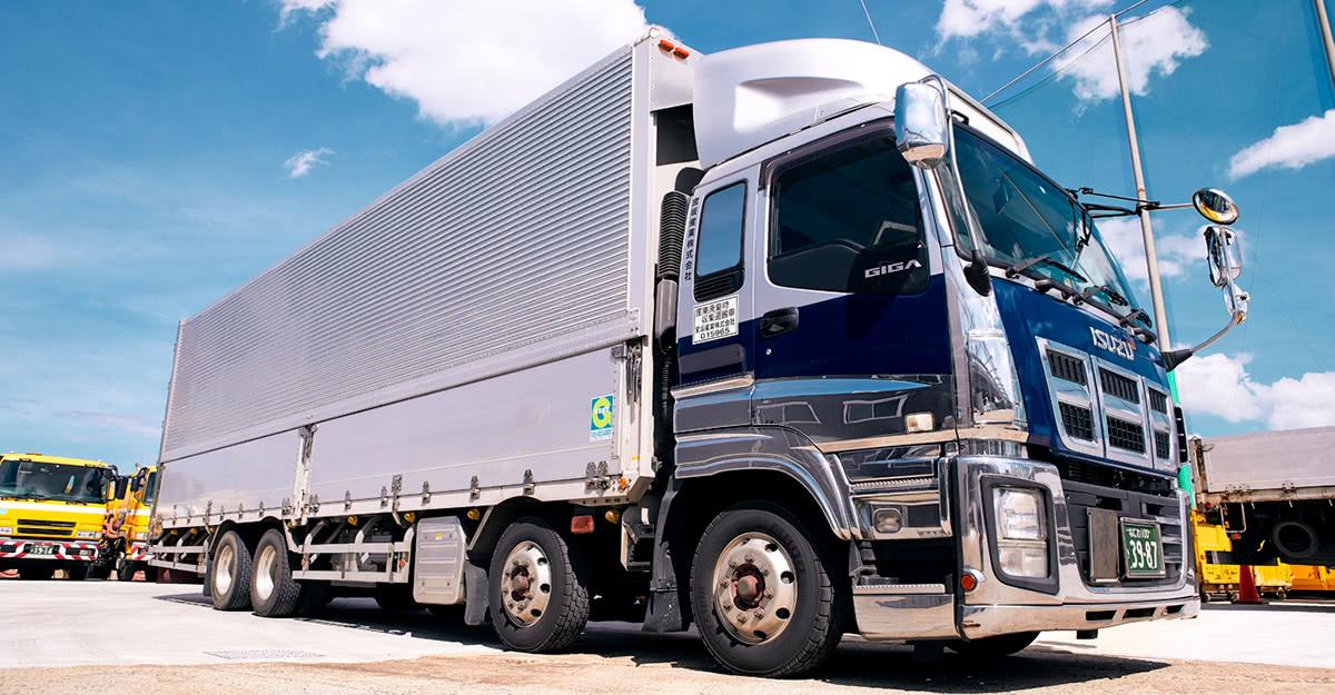 一般貨物の運搬にも対応